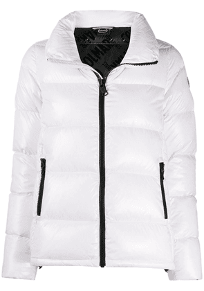 Colmar padded zip-up down jacket - White