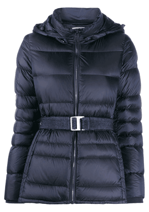 Colmar padded zip-up down jacket - Blue