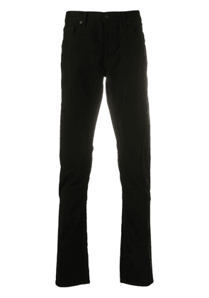 Tom Ford slim-fit mid-rise jeans - Black
