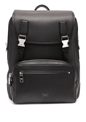 Dolce & Gabbana Palermo leather backpack - Black