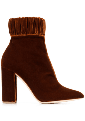 Chloe Gosselin Maud ankle boots - Brown