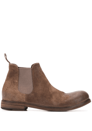 Marsèll Zucca Media ankle boots - Brown