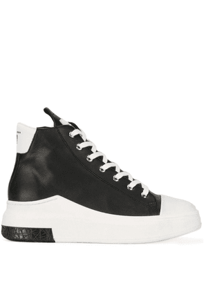 Cinzia Araia hi-top sneakers - Black