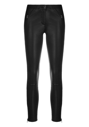 Arma fitted biker leggings - Black