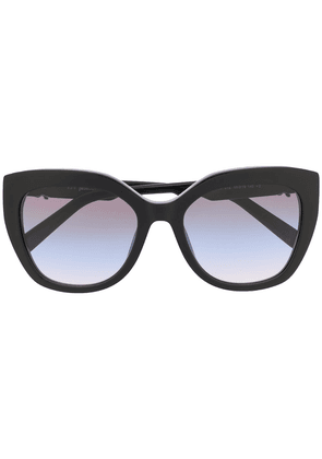 Just Cavalli chunky cat-eye sunglasses - Black