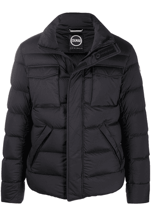 Colmar long-sleeve padded jacket - Black