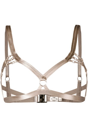Bordelle Bondage-Belle bra - Neutrals