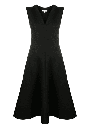 Beaufille knitted V-neck cocktail dress - Black