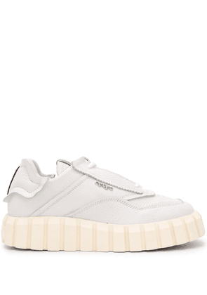 Eytys Oracle Tumbled low-top sneakers - White