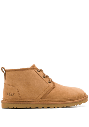 UGG ankle lace-up boots - Brown