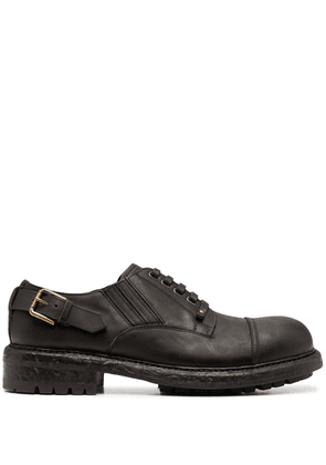 Dolce & Gabbana lace-up Derby shoes - Brown