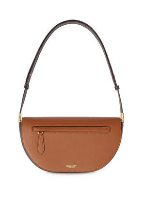 Burberry Olympia small shoulder bag - Brown