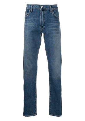 Citizens of Humanity Bowery straight-leg jeans - Blue