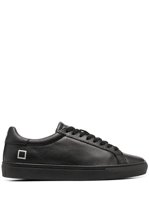 D.A.T.E. Hill leather low-top sneakers - Black