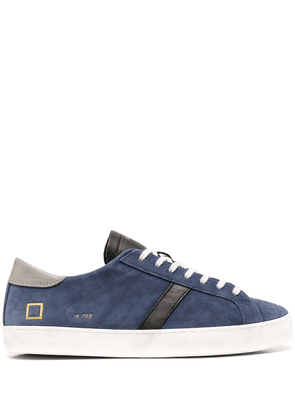 D.A.T.E. Hill suede low-top sneakers - Blue