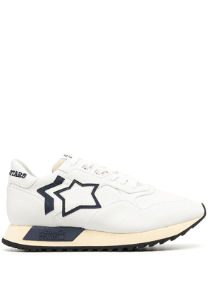 Atlantic Stars star-embellished sneakers - White