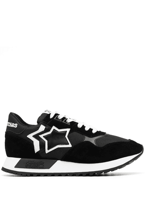 Atlantic Stars panelled sneakers - Black