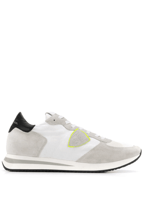 Philippe Model Paris lace up sneakers - White