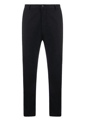 Universal Works Military Wool Chino trousers - Blue
