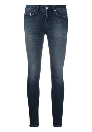 Dondup low-rise skinny jeans - Blue