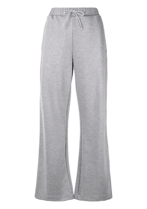 Être Cécile wide-leg track pants - Grey