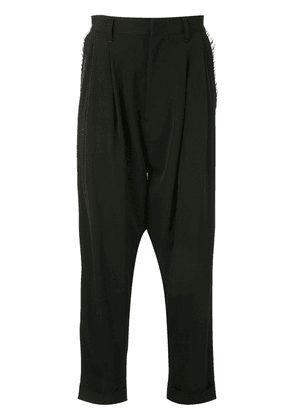 Bed J.W. Ford tapered trousers - Black