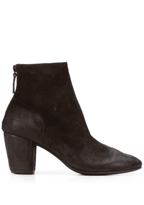 Marsèll chunky heel ankle boots - Brown