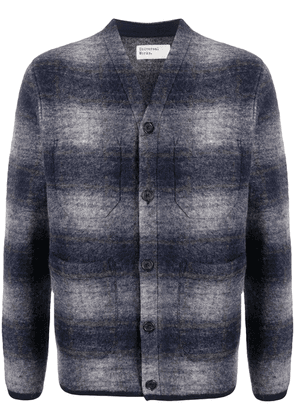Universal Works Austin wool cardigan - Brown