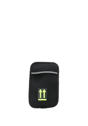 Off-White phone arm pouch - Black