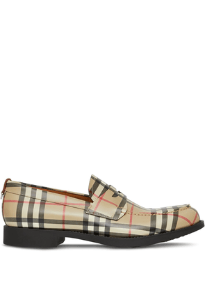Burberry Emile Vintage check loafers - ARCHIVE BEIGE