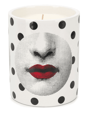 Fornasetti Profumi x Comme des Garçons Comme des Forna scented candle (300g) - White