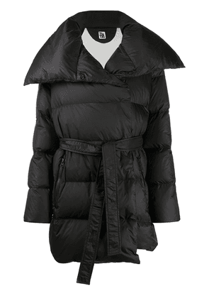 Bacon oversized neck down coat - Black