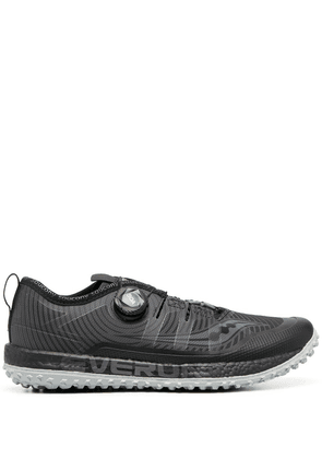 Saucony Trail Running Switchback ISO Sneakers - Black