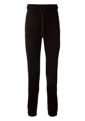 Cotton Citizen Bronx cotton track trousers - Black