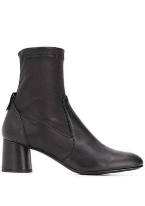 AGL stretch ankle boots - Black