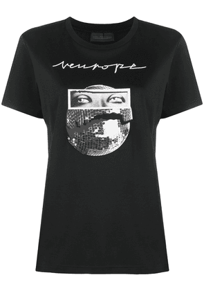 Diesel Black Gold photographic-print short sleeved T-shirt