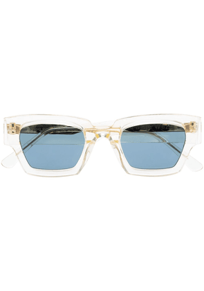 Ahlem Villette square-frame sunglasses - Metallic