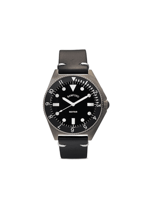 Bamford Watch Department Mayfair Black 40mm