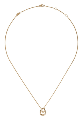 Georg Jensen 18kt yellow gold Offspring pendant necklace - Gold color