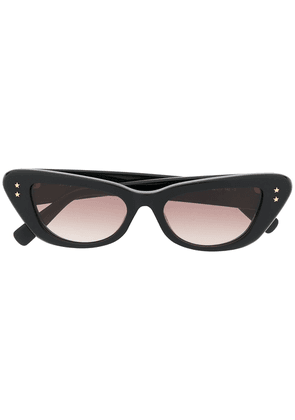 Just Cavalli star-studs cat-eye sunglasses - Black