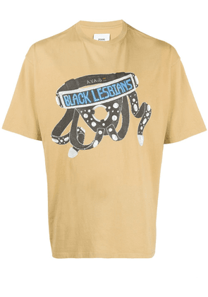 Opening Ceremony oversized cotton t-shirt - Brown