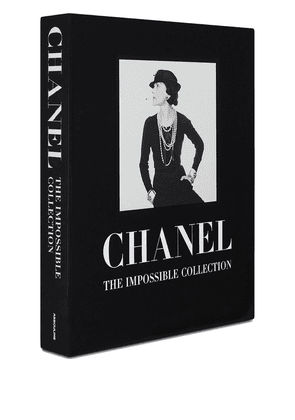 Assouline Chanel: The Impossible Collection - BLACK,WHITE