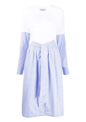 Être Cécile T-shirt midi dress - White
