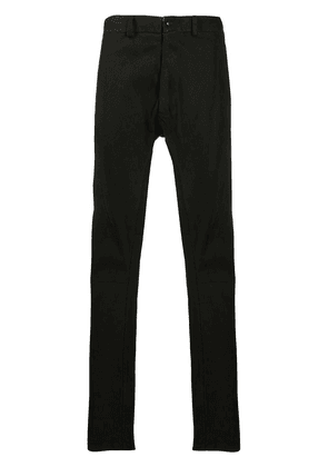 Isaac Sellam Experience Hedoniste straight-leg trousers - Black