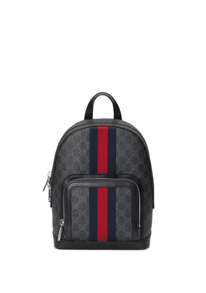 Gucci GG Supreme backpack - Grey