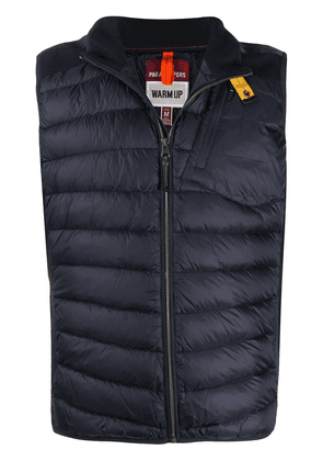 Parajumpers Zavier padded gilet - Blue