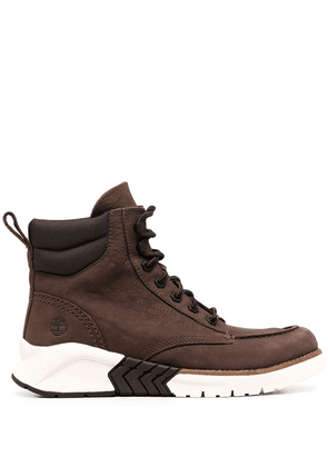 Timberland M.T.C.R. Moc-Toe boots - Brown