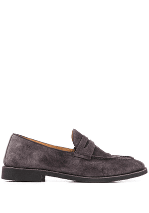 Alberto Fasciani slip-on loafers - Grey