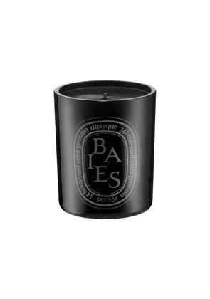 Diptyque Baies Coloured Scented Candle - Black