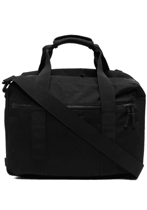 Filson logo patch two handles backpack - Black